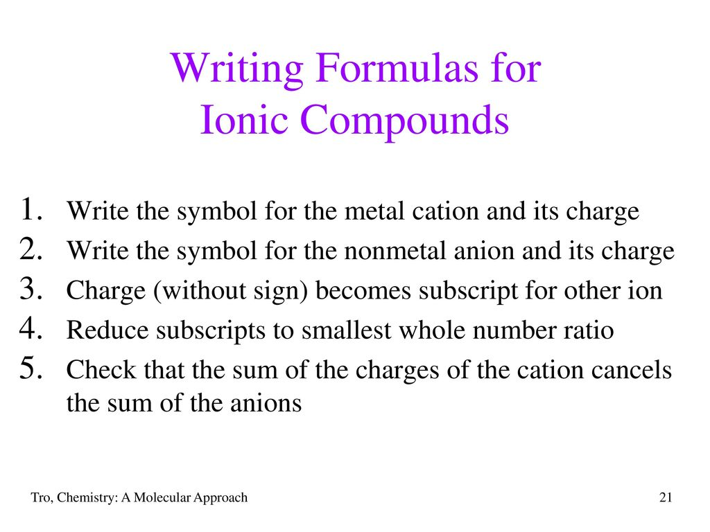 Chapter 3 molecules compounds and chemical equations ppt download 21 writing buycottarizona