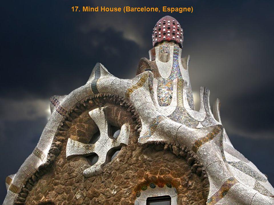 17. Mind House (Barcelone, Espagne)
