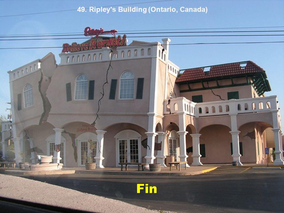 49. Ripley s Building (Ontario, Canada)