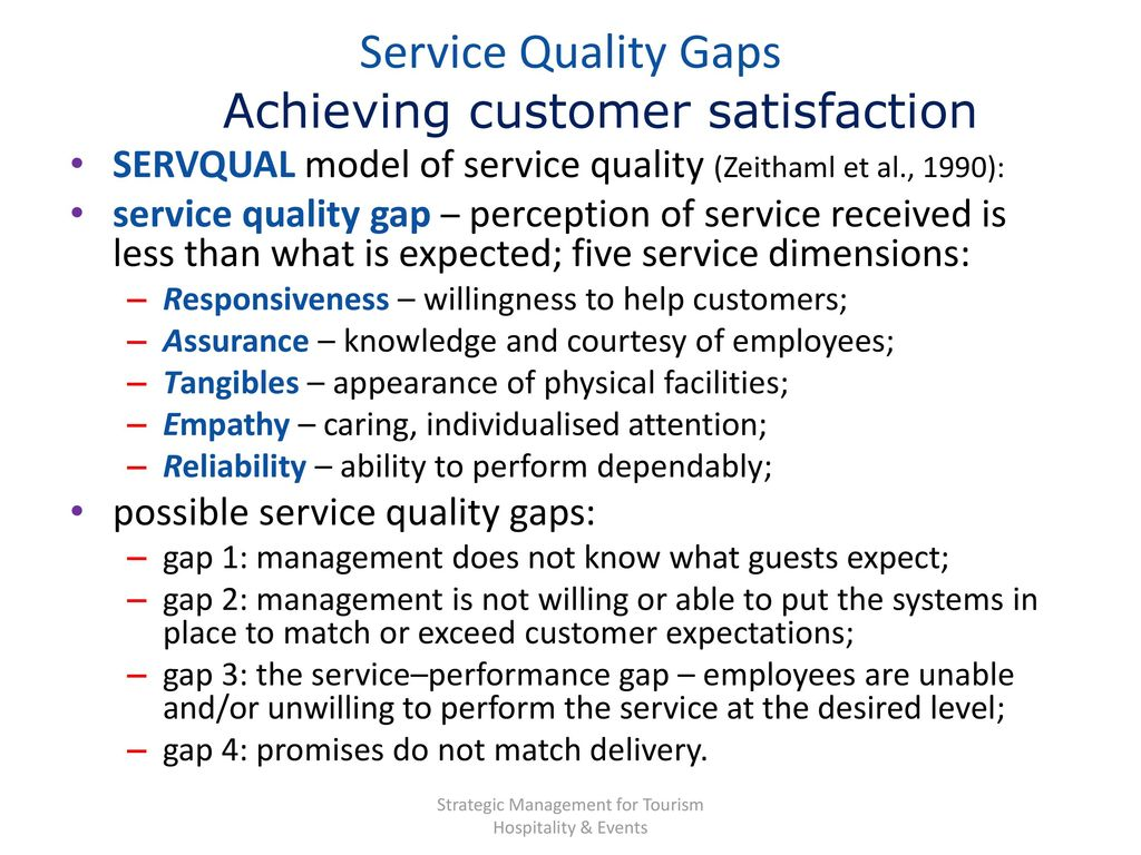 achieving consistent and reliable customer satisfaction 41 building a systemic approach to customer satisfaction analytics 19 411 key  findings  achieving functional quality is particularly impor- tant in the context of   problem resolution, and reliable, consistent service delivery once these are.