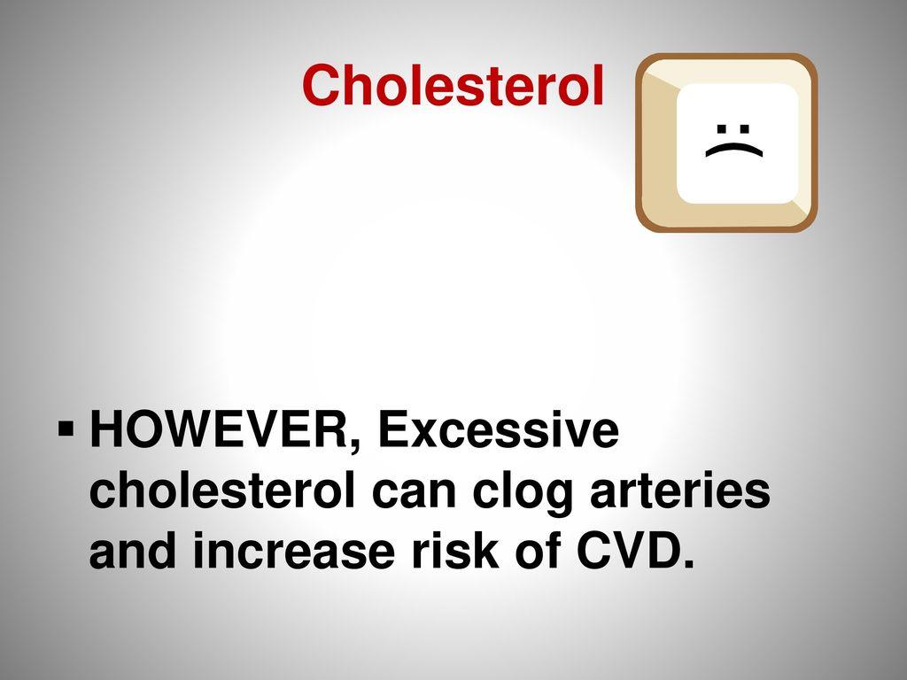 SLU125 Choosing Wellness Brief Overview: Cardiovascular Disease ...