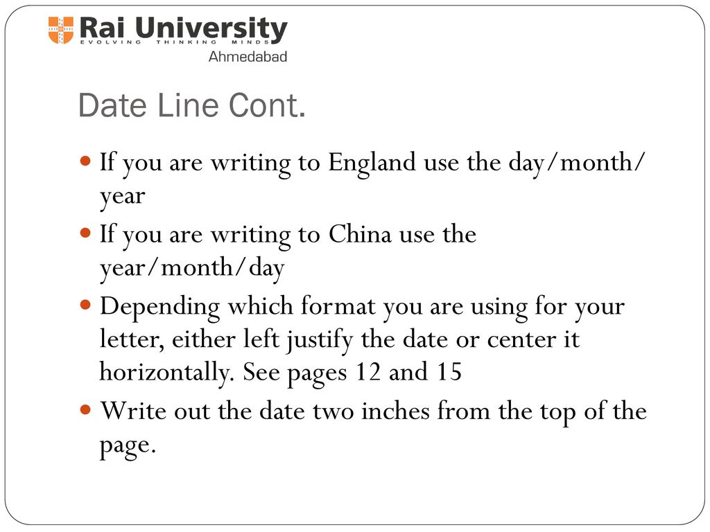 How to write dates in British and American English