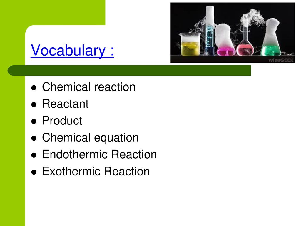 how to find the product of a chemical reaction