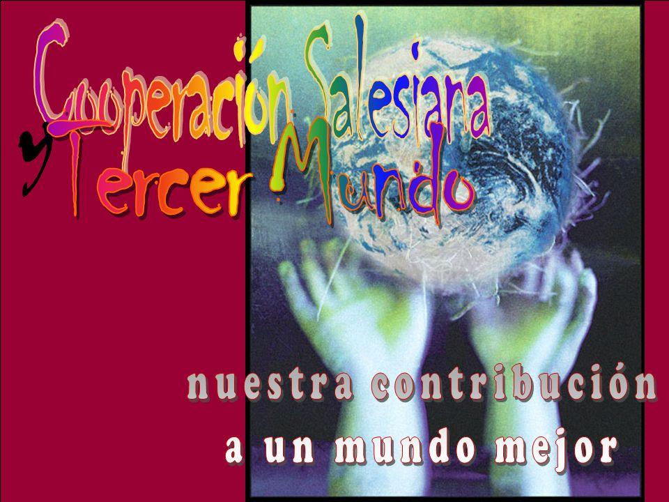 Cooperación Salesiana