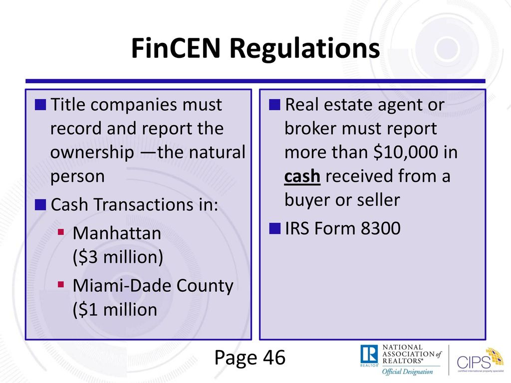 Welcome ppt download 54 fincen regulations falaconquin
