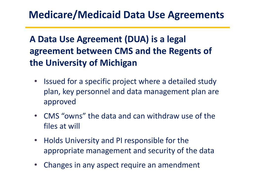 Introduction To Medicare And Medicaid Data Files Ppt Download