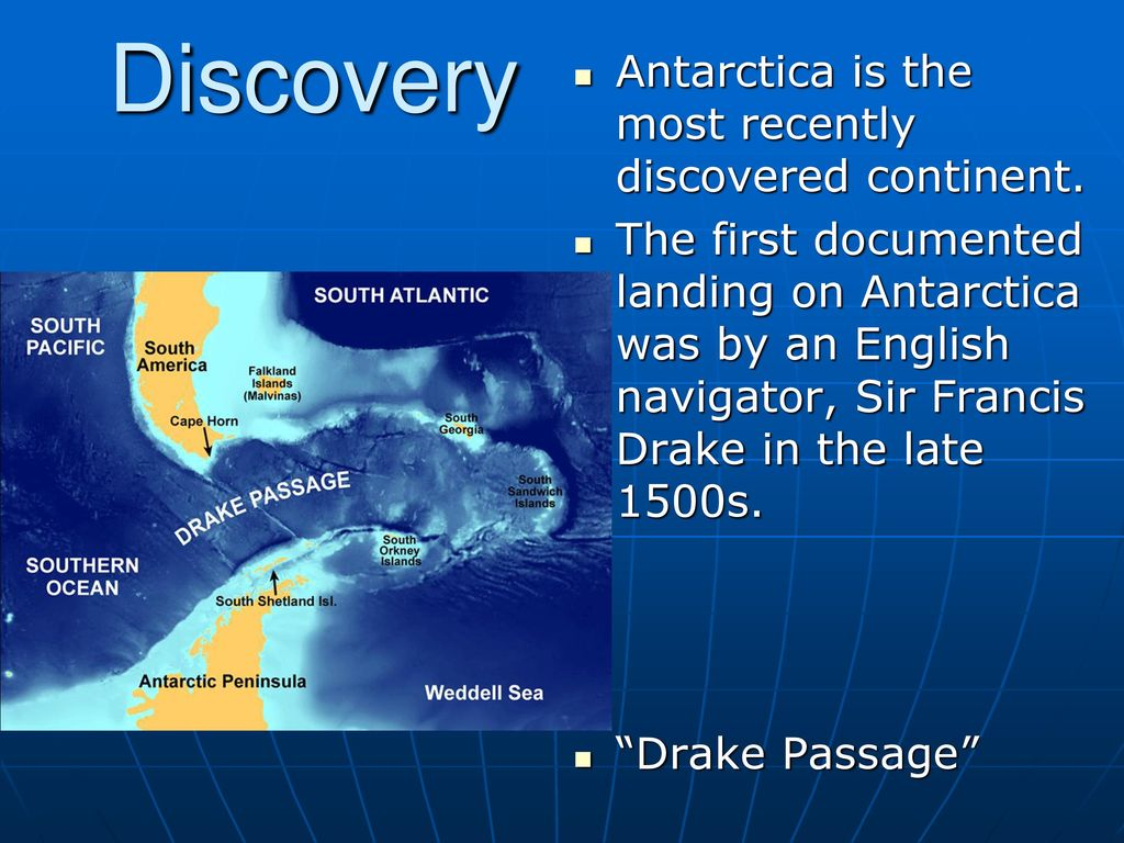 2 Discovery Antarctica Antarctica ppt South America