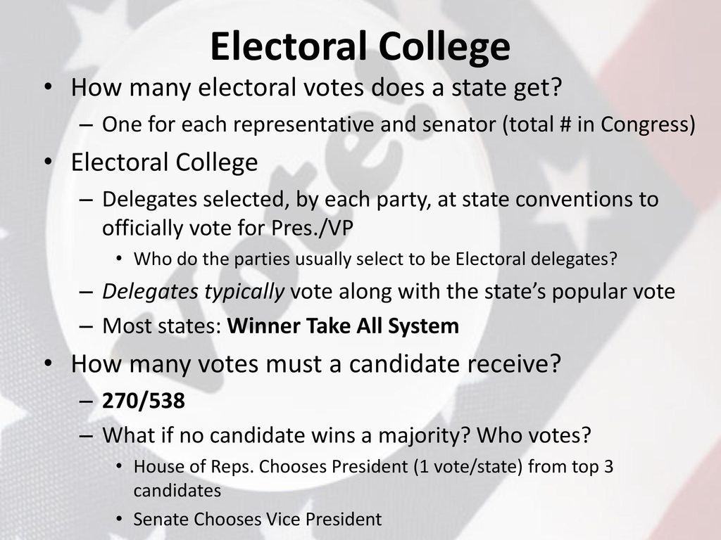 Voting Behavior & Elections - ppt video online download