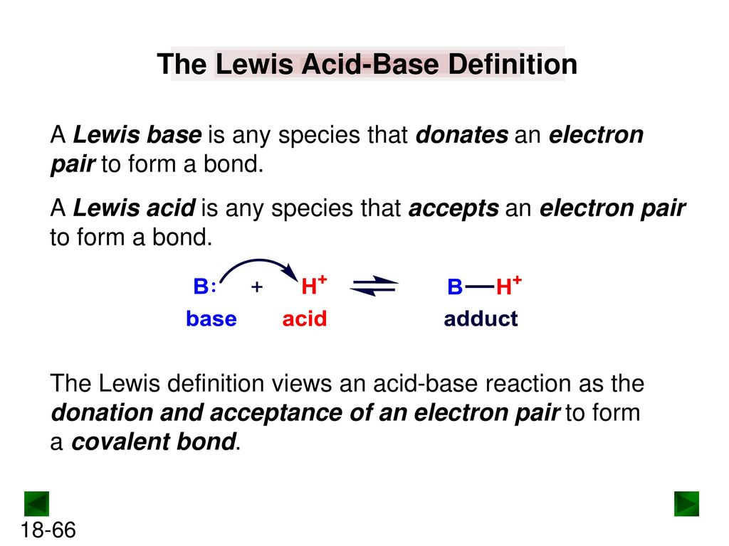 acid and base definition pdf