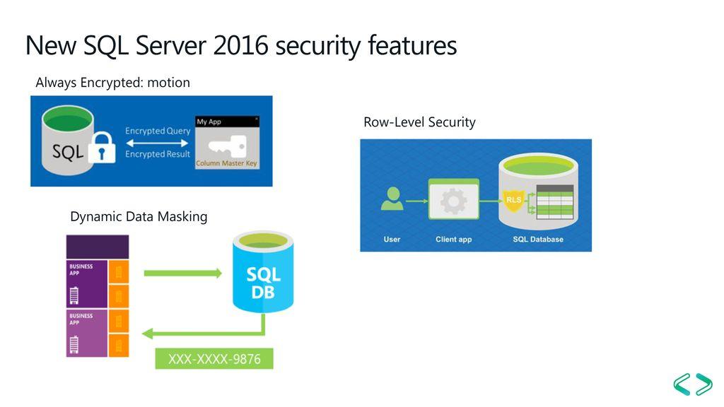 sql server 2017 new features pdf