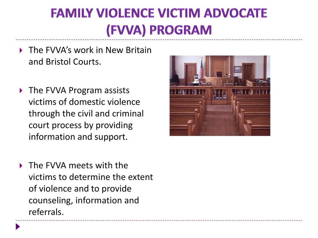 legal advocacy for domestic violence survivors the power of an informative relationship