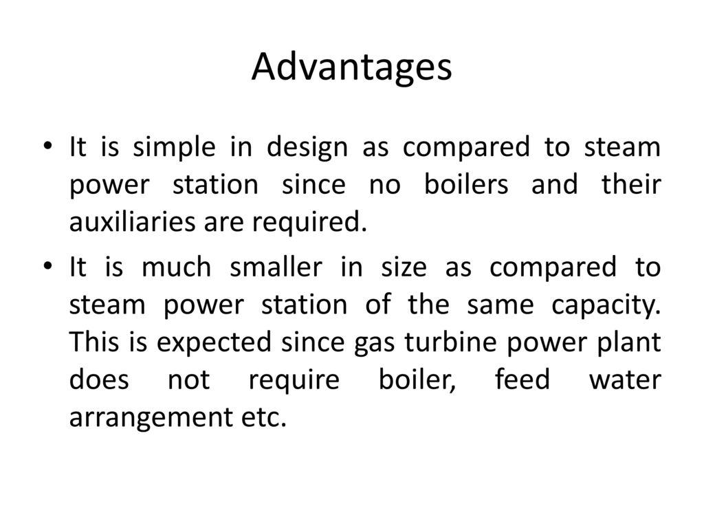 Gas Turbine Power Plant - ppt video online download