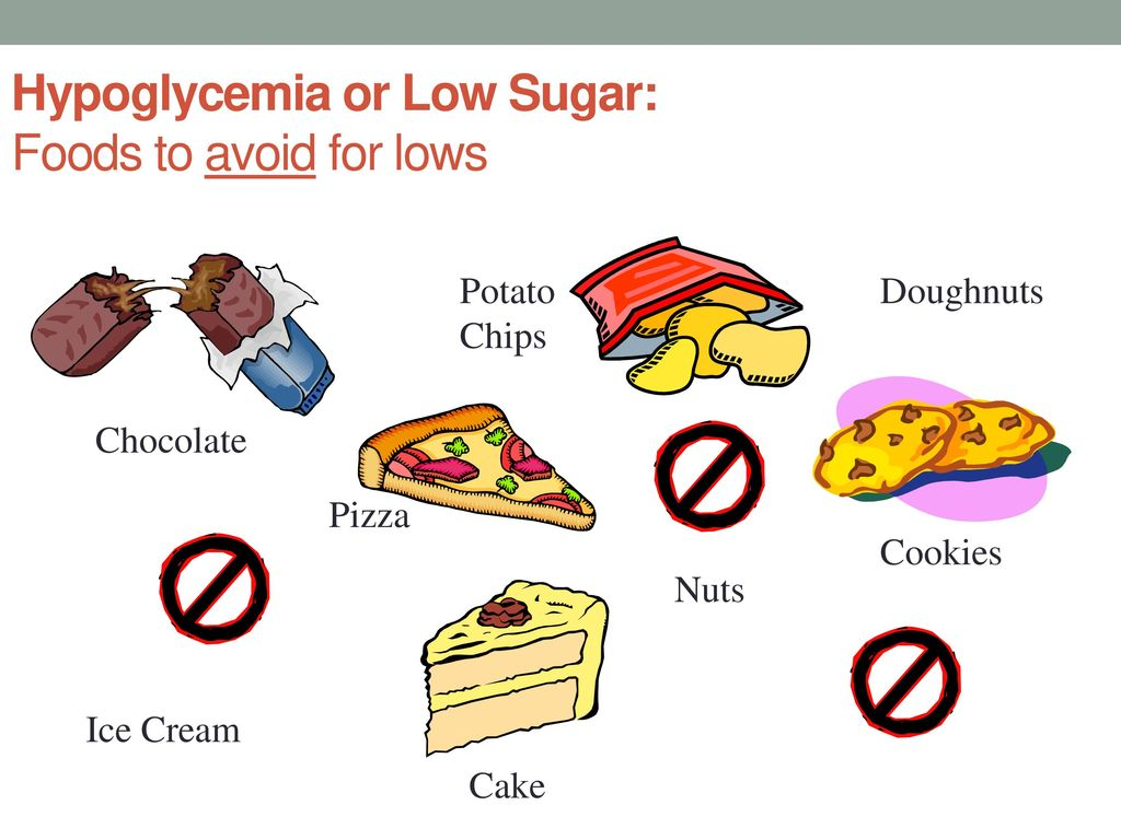 Foods To Eat If You Have Low Blood Sugar