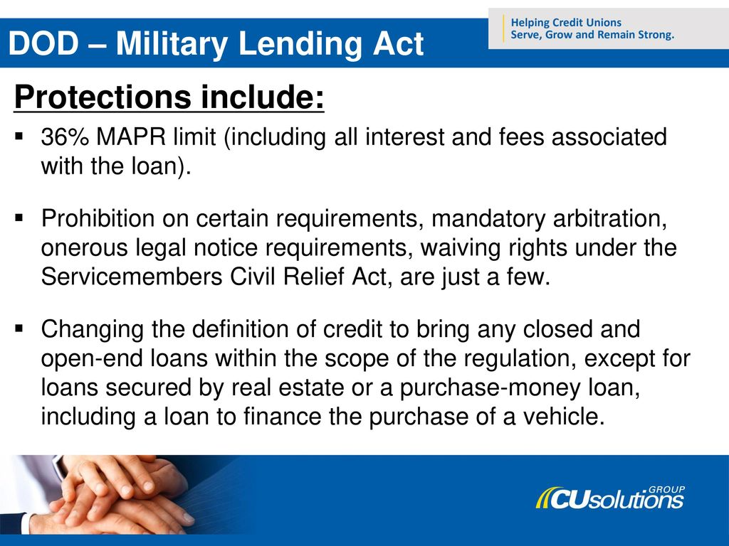 secured lending definition