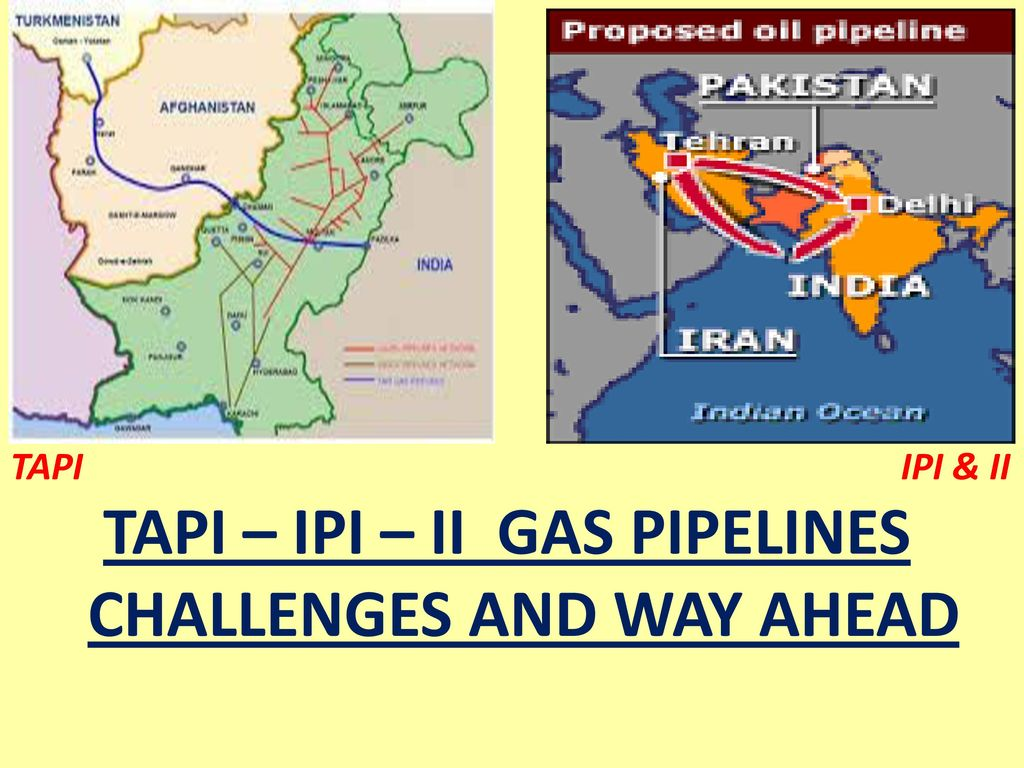 [Diplomacy] TAPI Gas pipeline : Meaning, Importance, Significance for India and its neighbours