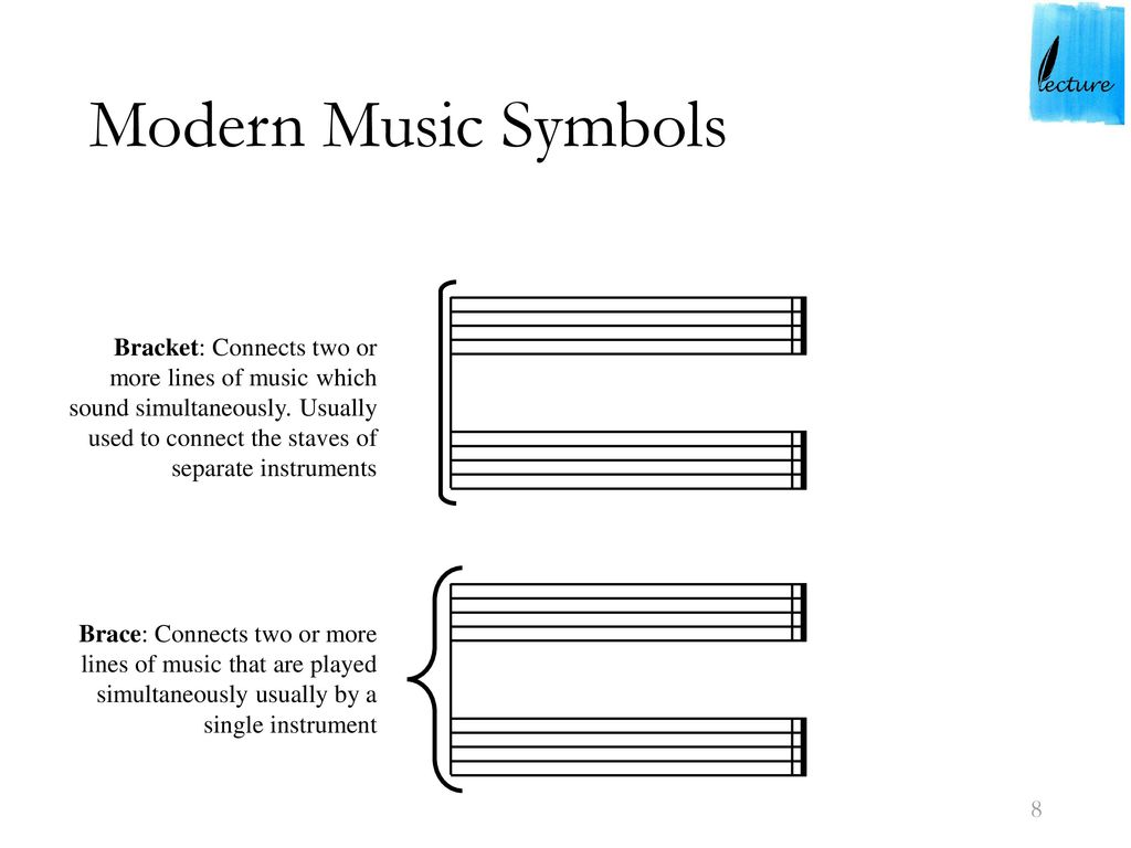 Introduction to music theory ppt download modern music symbols biocorpaavc Gallery