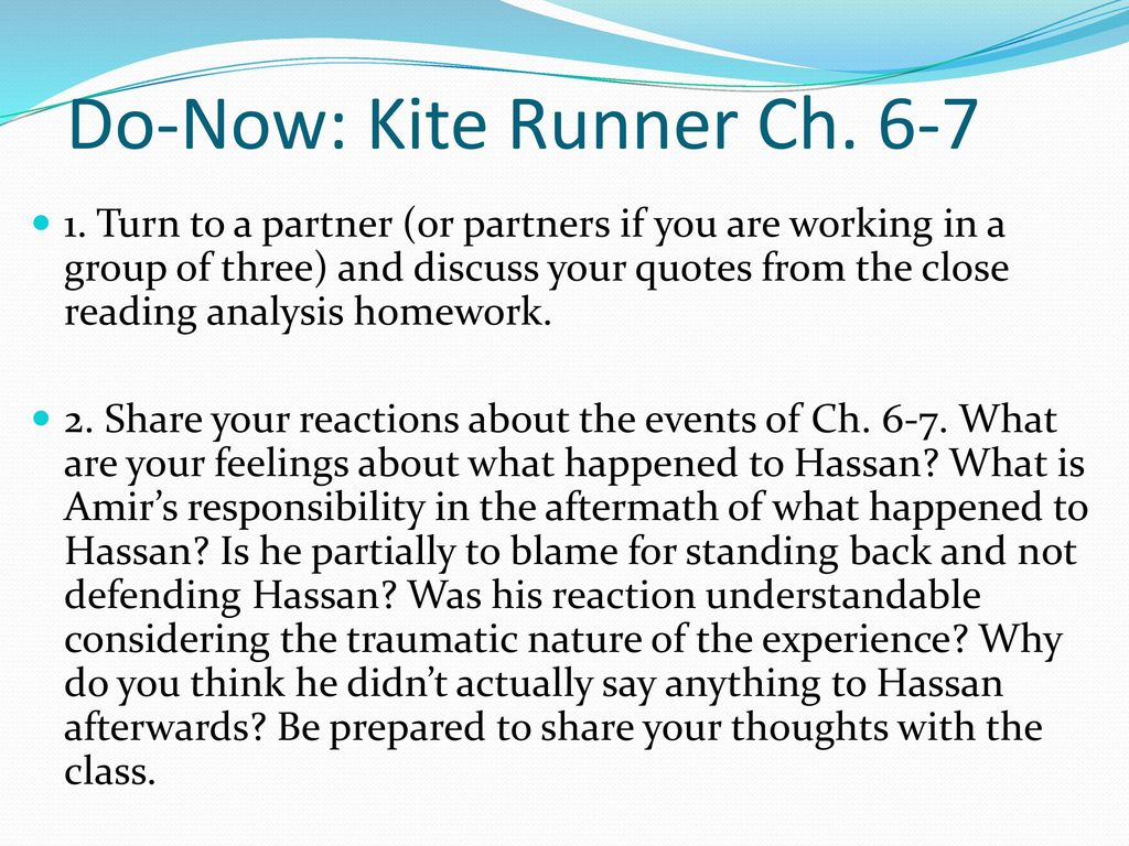 kite runner friendship analysis Free essay: in khaled hosseini's novel, the kite runner, friendship is a recurring theme that is both important and vital to the story because it helps amir.