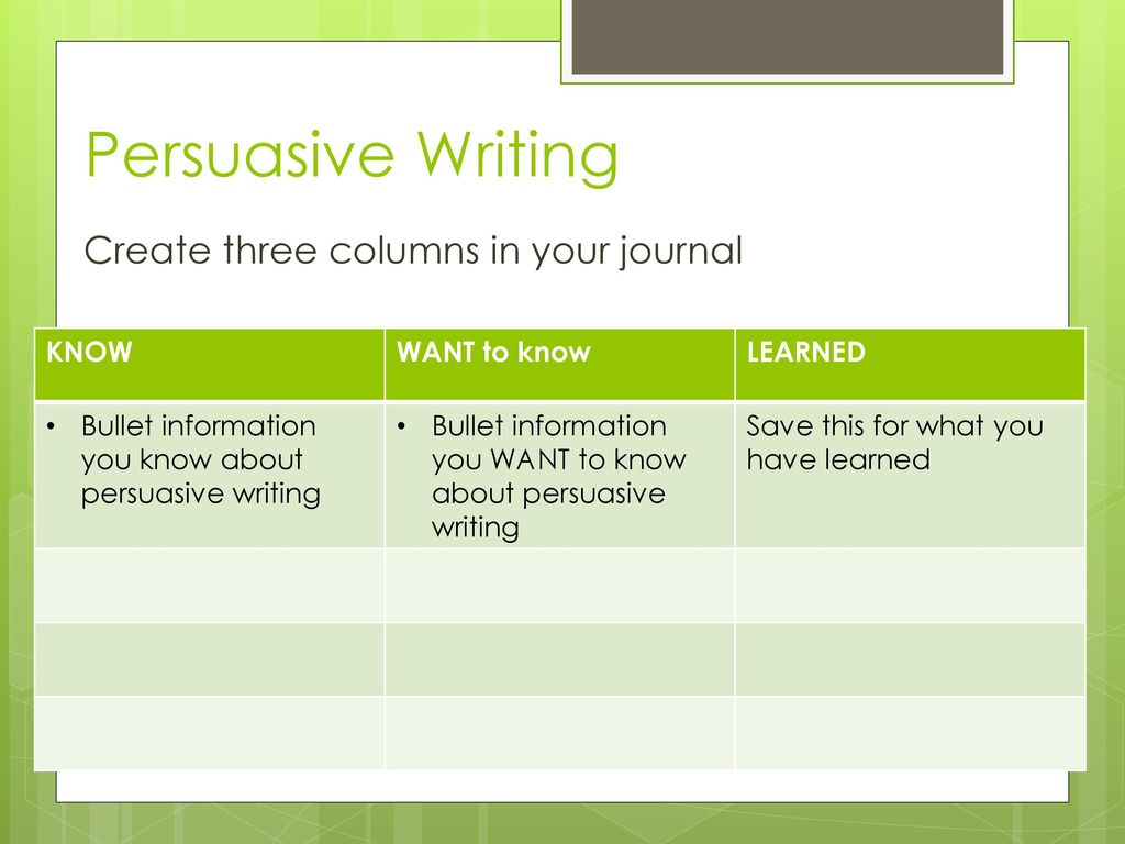 steps for writing a persuasive essay ppt  steps for writing a persuasive essay 2 persuasive
