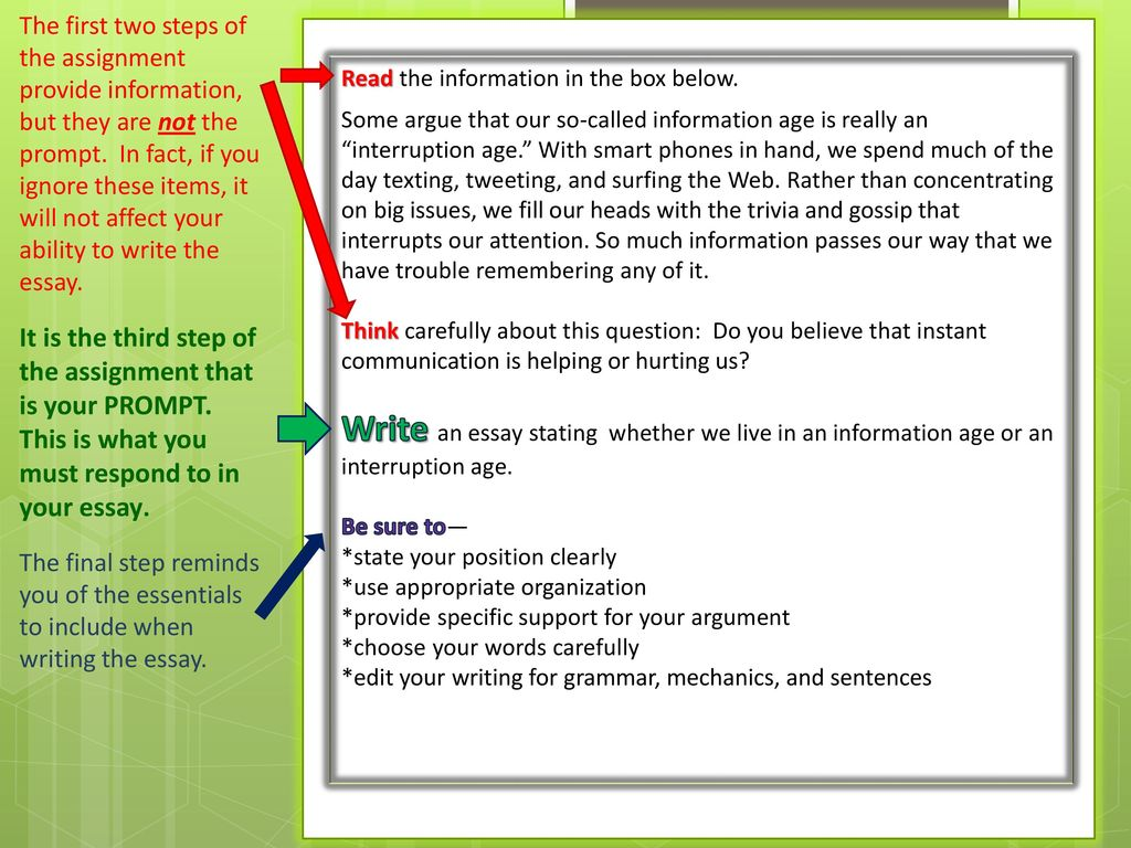 steps for essay 5 easy steps to a successful essay for students on their way to an education, essay writing is a very large part of the process although it takes some getting used to all students can develop habits and patterns which will greatly increase the likelihood of not only getting the work done but providing quality work consider these five easy steps.