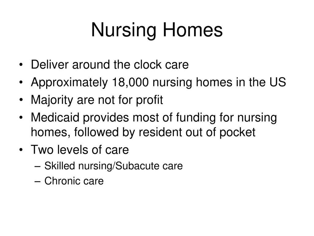 gerontologic nursing certification review course© - ppt download