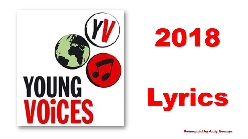 Lyric loving touching squeezing lyrics : 2018 Lyrics Powerpoint by Andy Severyn. - ppt video online download
