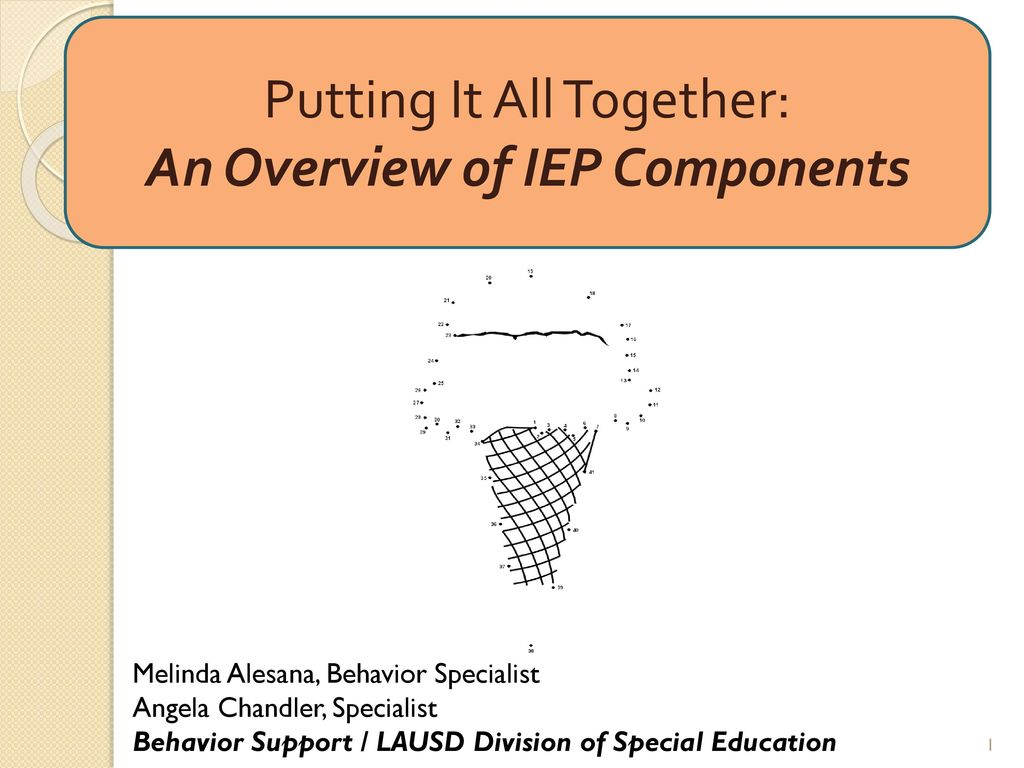 special education components The legislation incorporated six major components or guarantees that have forever changed the landscape of education across the united states these components include: a free appropriate public education (fape).
