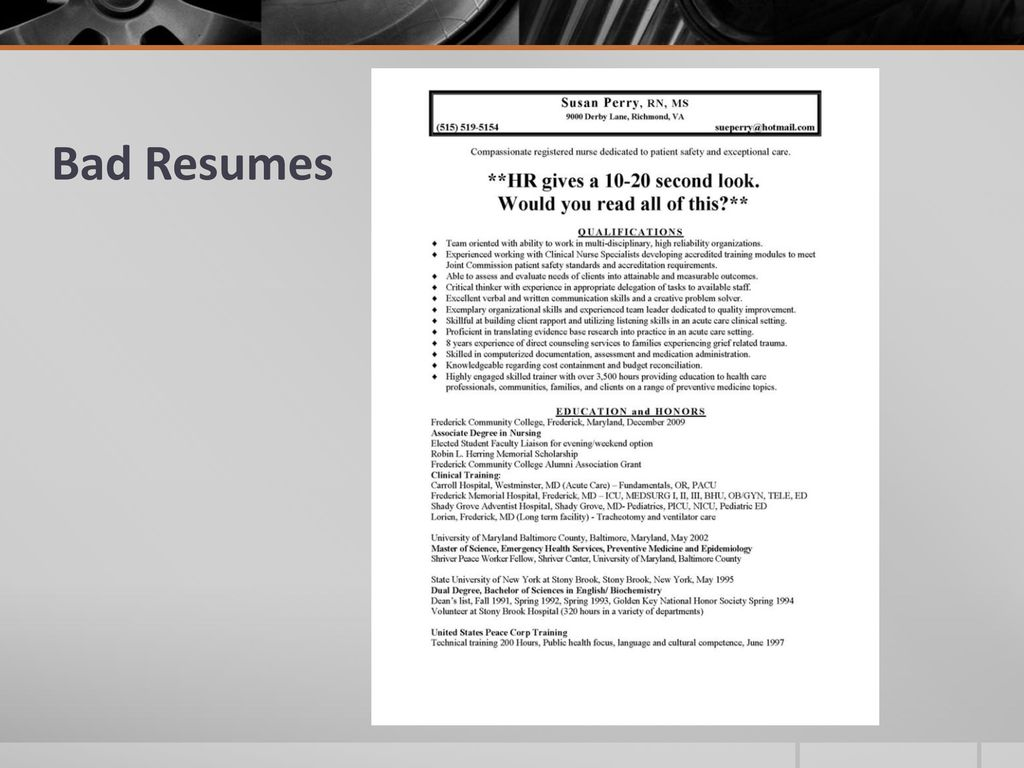 bad resume sample phlebotomist resume sample biochemistry
