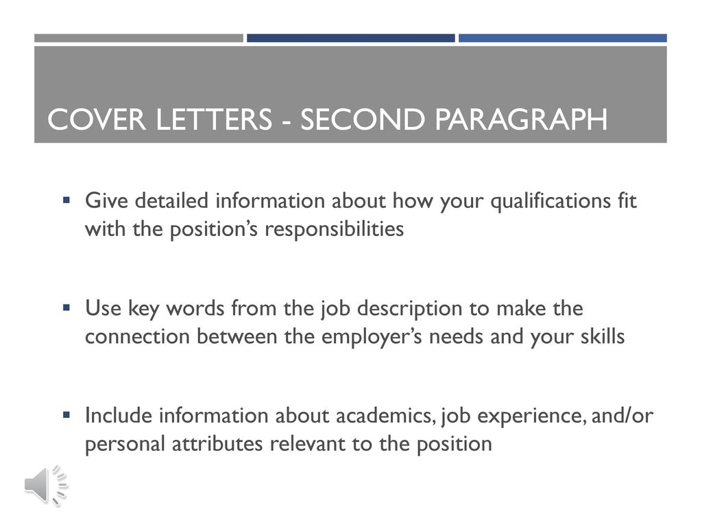 cover letter for second job pablo penantly co