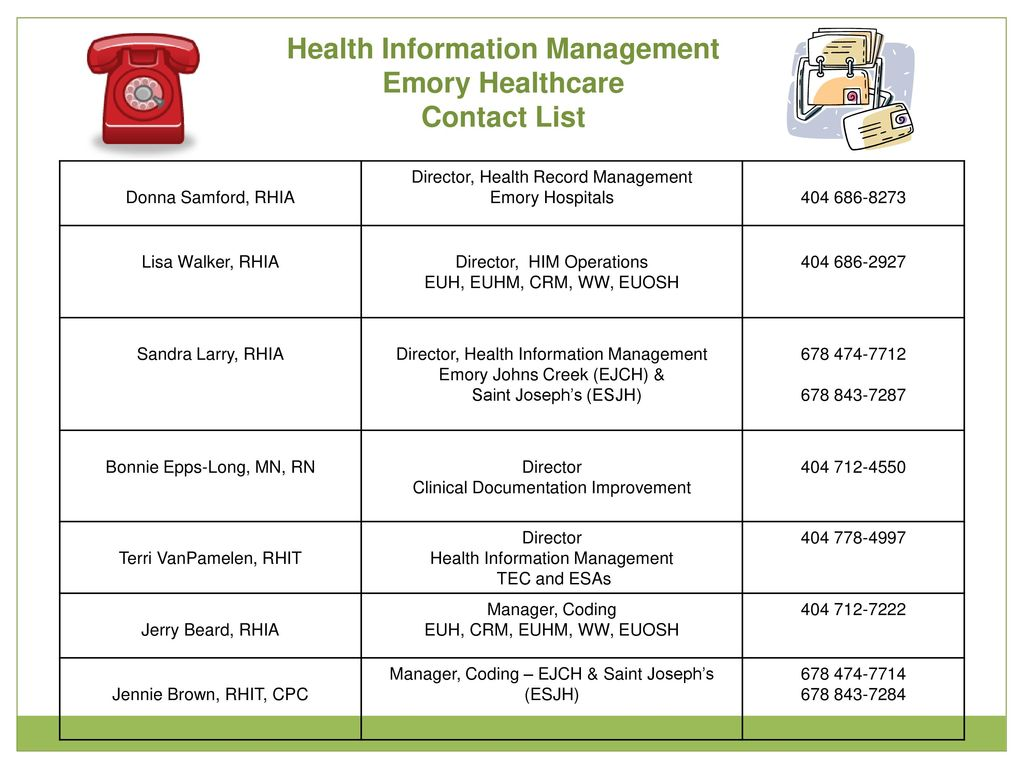 Health information management new physician orientation ppt download 28 health information management 1betcityfo Images