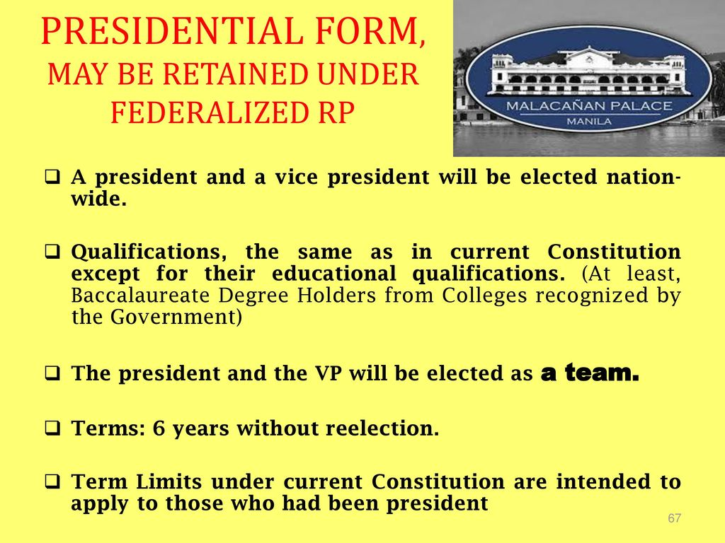 presidential form of government According to me presidential form of government is better than parliamentary form of government if, we notice america, they are following presidential form of government.