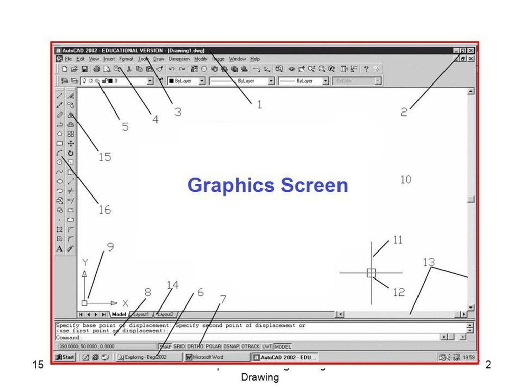 survey on computer graphics and its applications Methods in computer graphics, with a special interest in the simulation of   graphics and realism—animation i38 [computer graphics]: applications— 1.