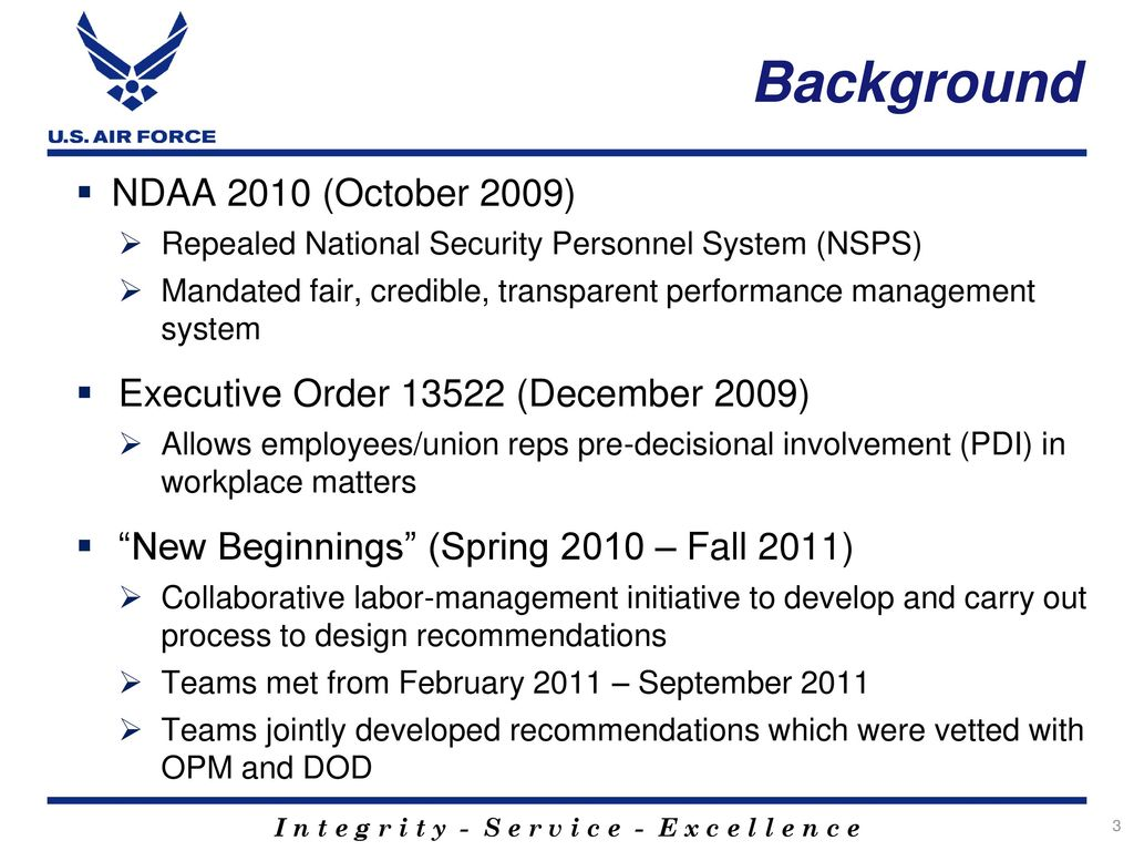 DoD Performance Management Appraisal Program (DPMAP) - ppt download