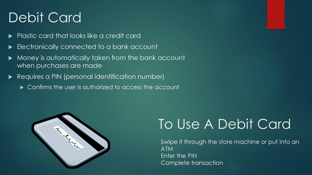 5 Debit Card To Use