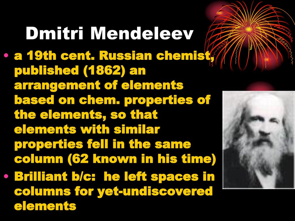 When did dmitri mendeleev publish the periodic table images when did dmitri mendeleev publish the periodic table images dmitri mendeleev periodic table facts gallery periodic gamestrikefo Choice Image