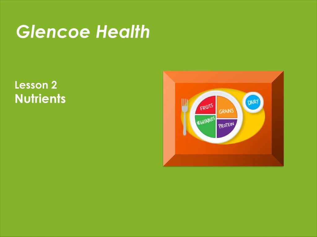 Glencoe health chapter 2 lesson 2