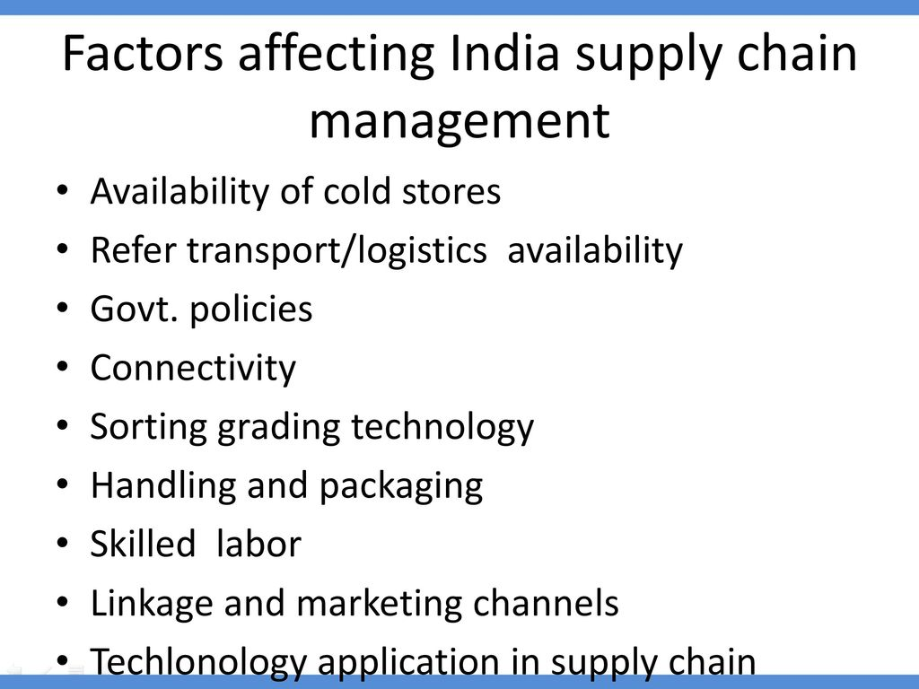 india technological factors Factors driving economic growth of india due to a host of negative factors (the world bank, 2000) for india to overtaking or even be technological.