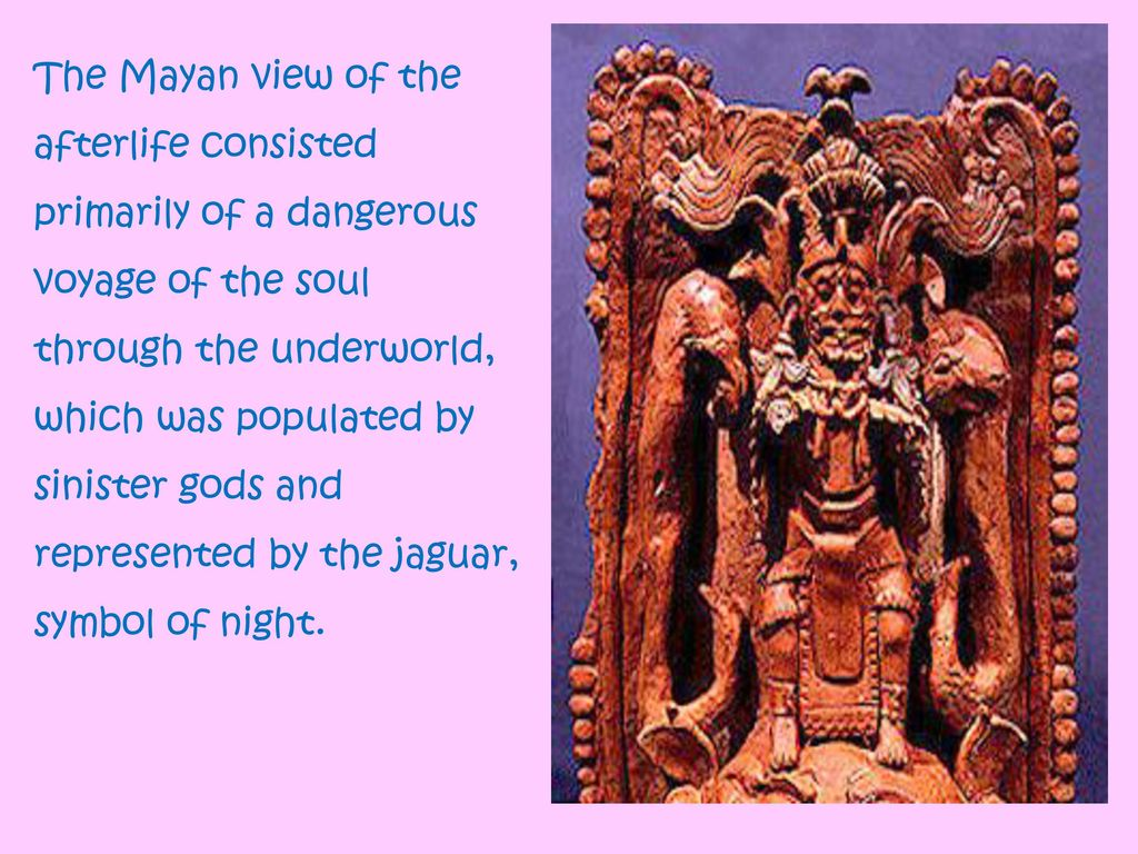 a better understanding of the mayans and their culture A vibrant scientific culture should cultivate our modern scientific understanding of astronomy did not the mayans had used their exquisite.