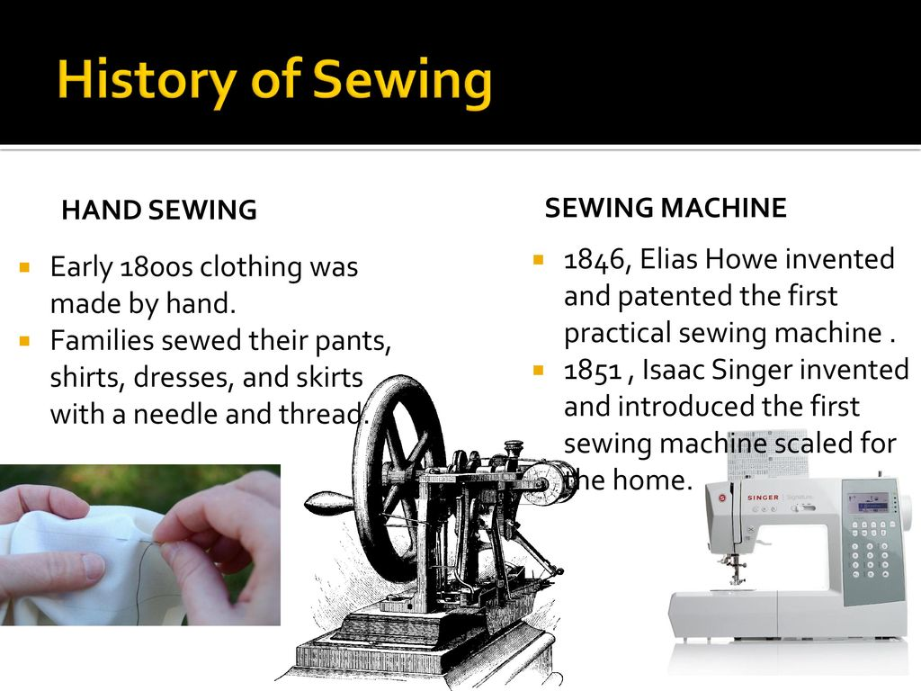 the origin and history of the sewing machine Buy singer featherweight 221 & singer featherweight 222 machines & attachments for sale  history authors log in  never had there been a sewing machine that so.