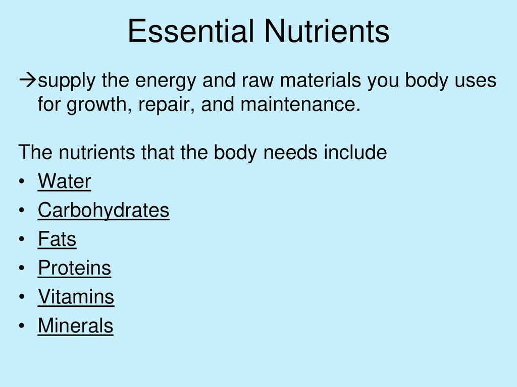 Essential Minerals Required for Human Body to Survive – Healthy & FIt