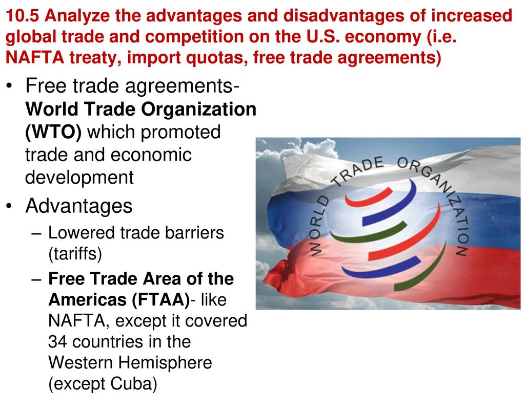 Advantages and disadvantages of voluntary agreements
