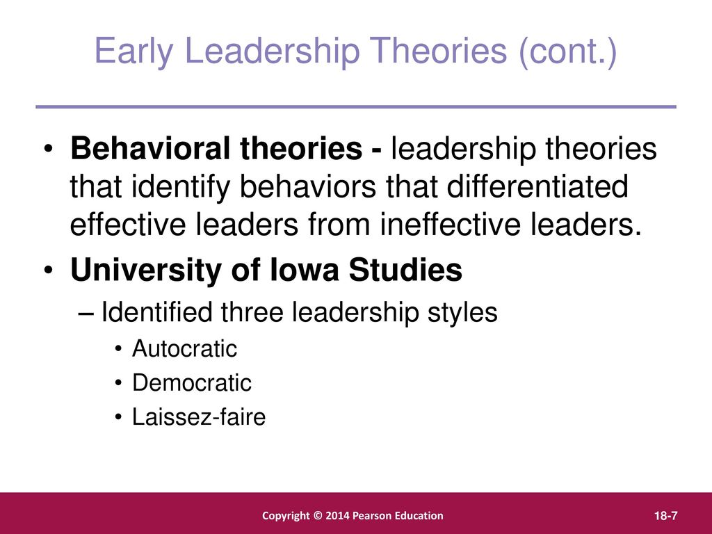 ineffective leadership behavior 2016-04-21 ineffective leadership and employees' negative outcomes: the mediating effect of anxiety and depression.
