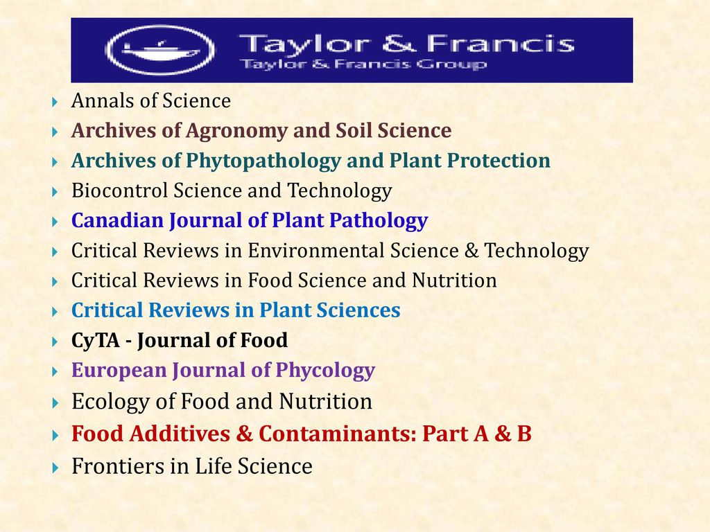 international journal of agricultural sustainability To receive news and publication updates for international journal of agronomy, enter your email address in the box below.