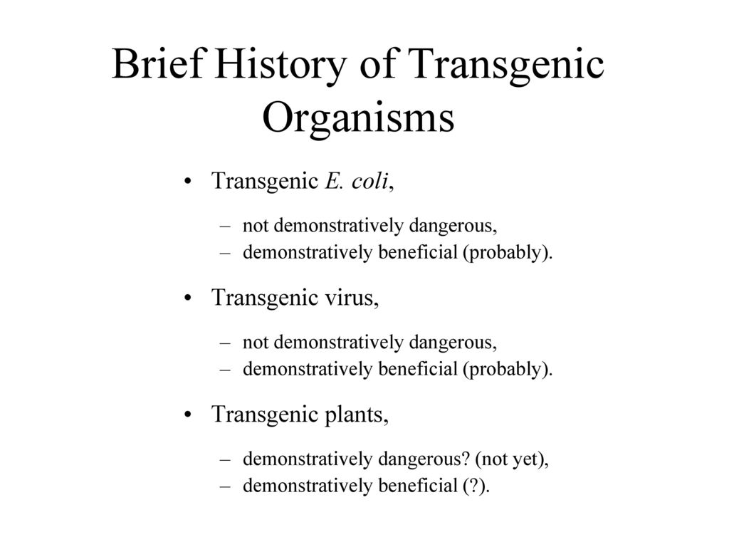 history of transgenic animals Transgenic animal technology is one of the main and most important parts in biotechnology field it is used to incorporate exogenous genes into the animal by using different genetic engineering tools that the gene can be expressed and inherited to the offspring.