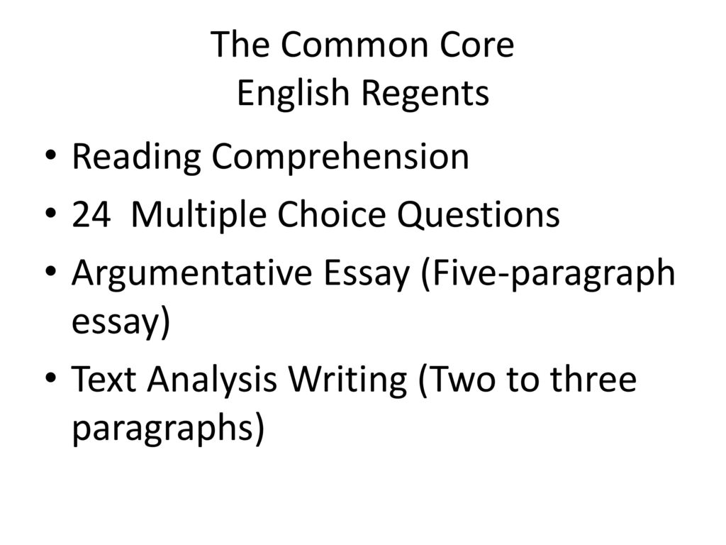 english regents essay questions Essay help below are the regents exam essay questions will provide students with one of these themes to write about.