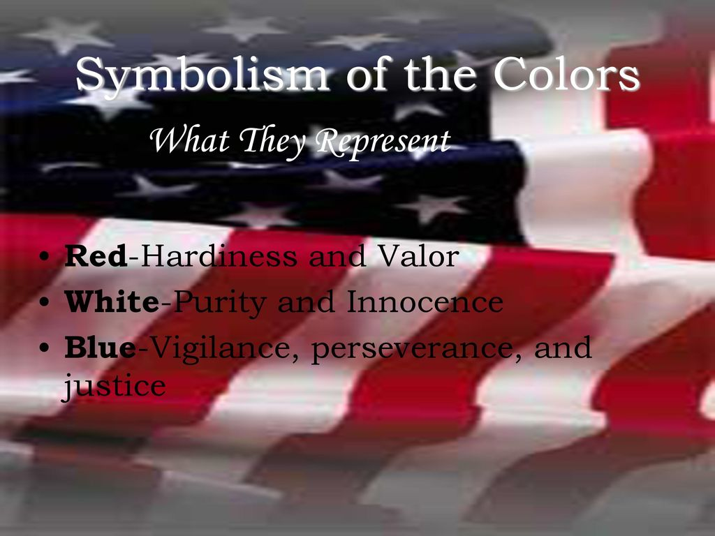Red white and blue symbolism choice image symbol and sign ideas the american flag the star is a symbol of the heavens and the 3 symbolism of buycottarizona