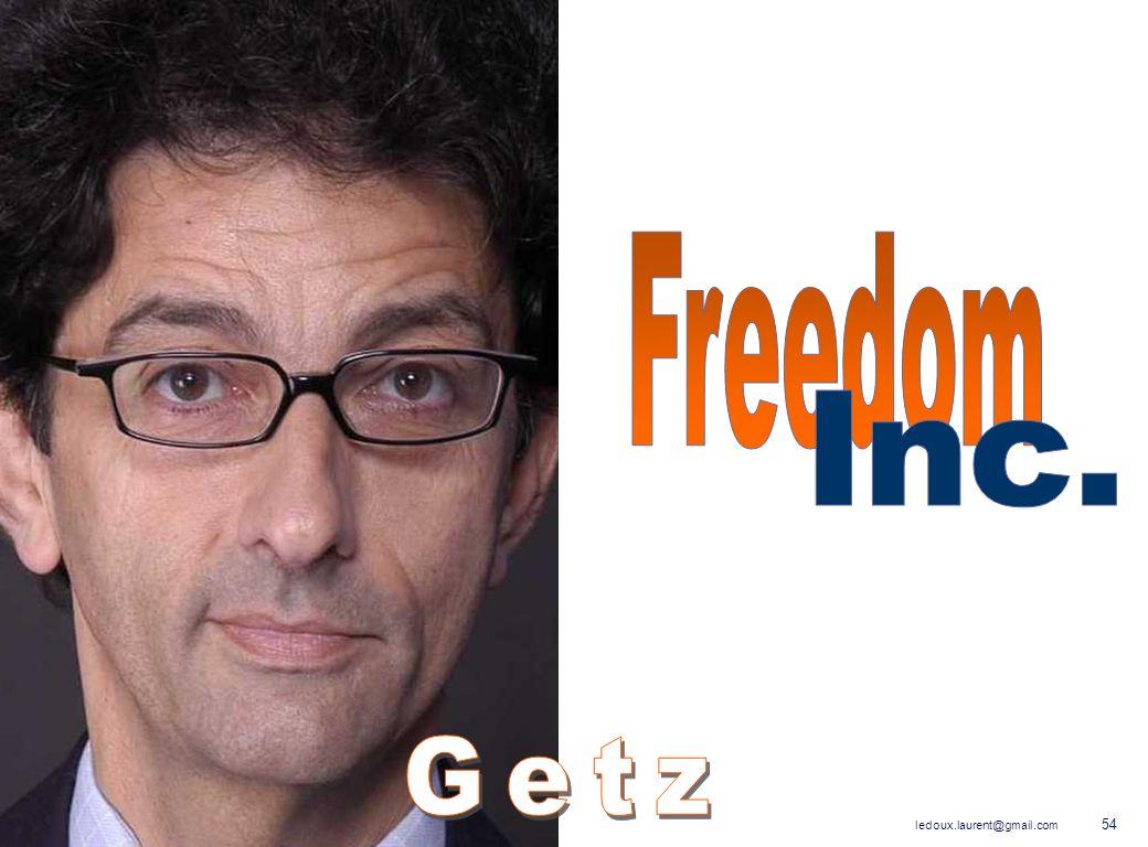 Freedom Inc. Getz