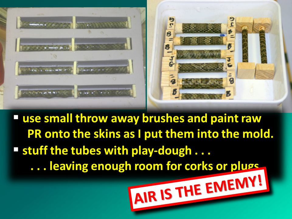Air is the ememy! use small throw away brushes and paint raw