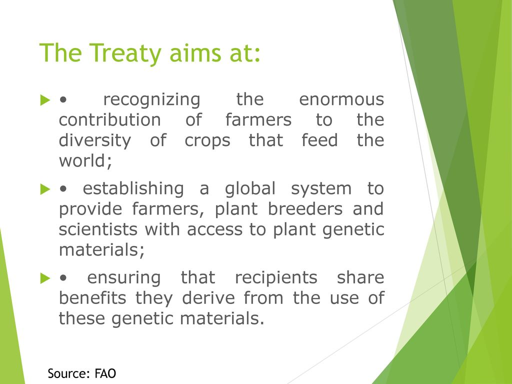 role of genetics in agriculture pdf