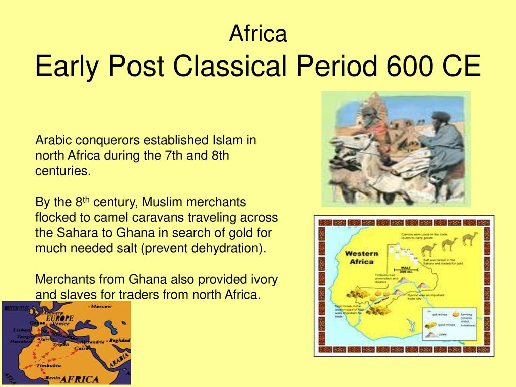 post classical history