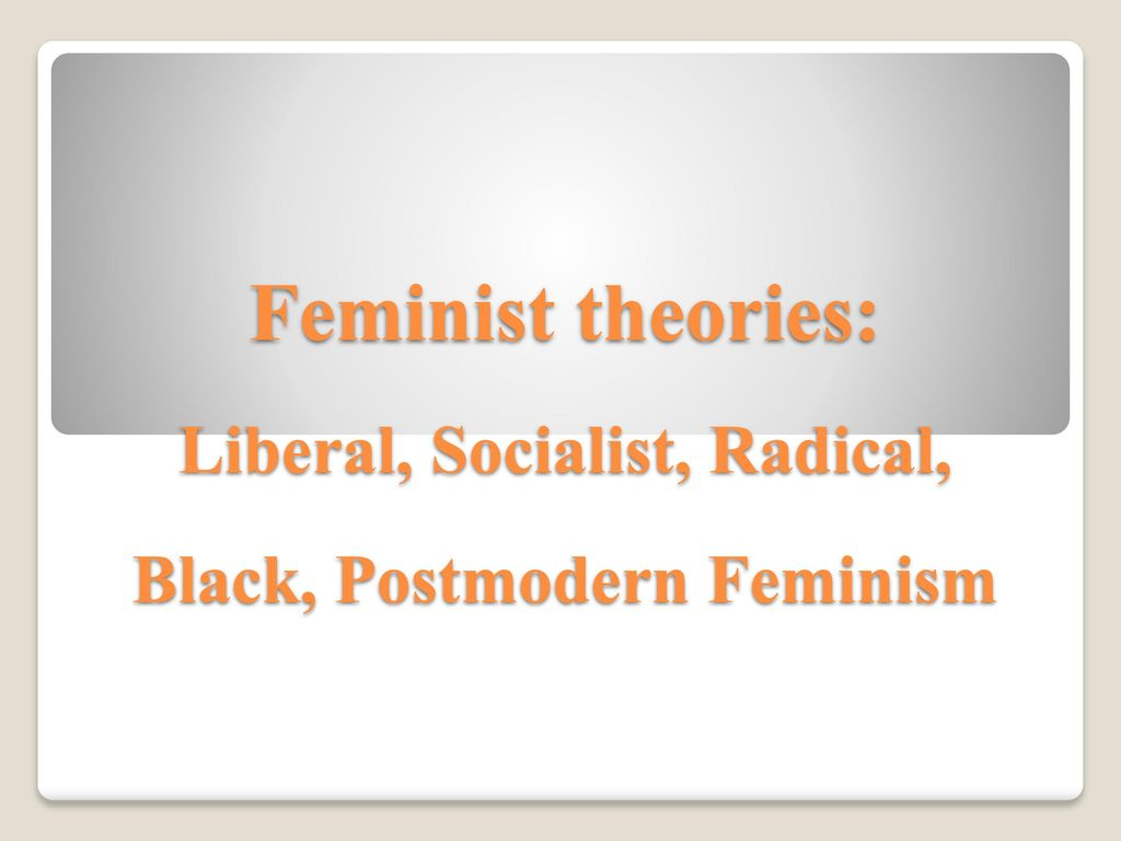 radical feminism versus liberal feminism Liberal feminism, also known as mainstream feminism, hopes to assert the equality of men and women through political and legal reform it is an individualistic form of feminism and theory, which focuses on women's ability to show and maintain their equality through their own actions and choices.